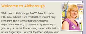 Aldborough E-ACT Free School