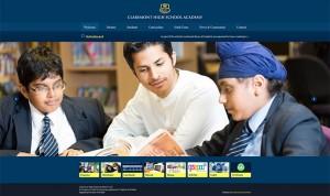 Claremont High School Academy